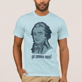 Camiseta Senso comum obtido? T-shirt