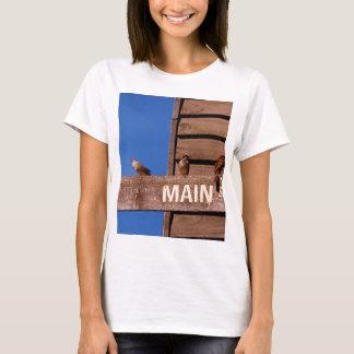 Camiseta Sentido procurando