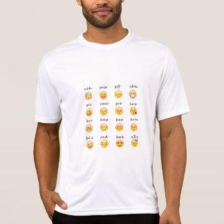 Camiseta Sentimento de Emoji