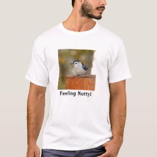 Camiseta Sentimento de noz!