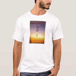 Camiseta Separação na noite por Paul Klee
