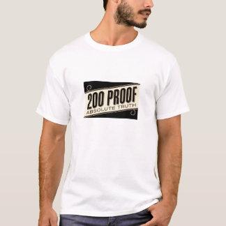 Camiseta Sepia de 200 provas
