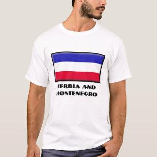 Camiseta Serbia e Montenegro