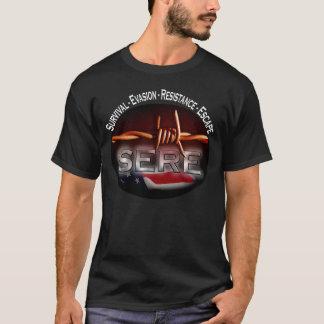 Camiseta SERE - t-shirt do treino militar dos E.U.