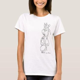 Camiseta Sereia