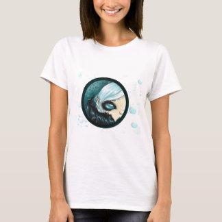 Camiseta Sereia da bolha da cerceta