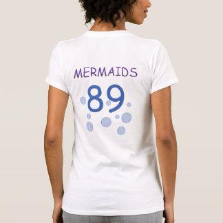 Camiseta Sereia da equipe