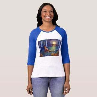 Camiseta Sereia da fantasia