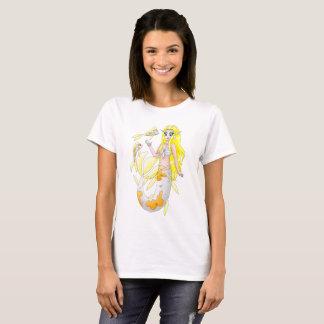 Camiseta Sereia de Koi
