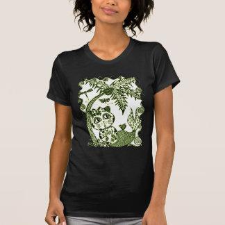 Camiseta Sereia do gato