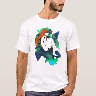 Camiseta Sereia silenciosa