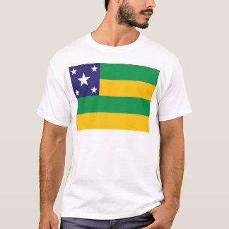 Camiseta Sergipe