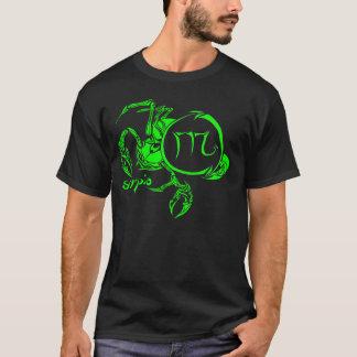 Camiseta Série 1 verde da Escorpião