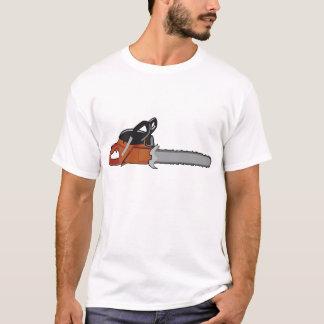 Camiseta serra de cadeia