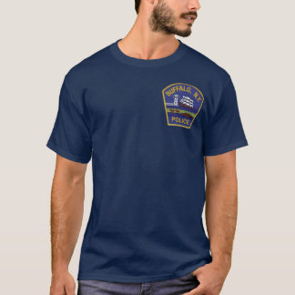 Camiseta Serviço da polícia do búfalo