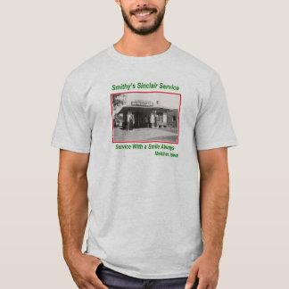 Camiseta Serviço de Sinclair da forja