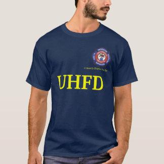 Camiseta Serviço do fogo de iowa das alturas da