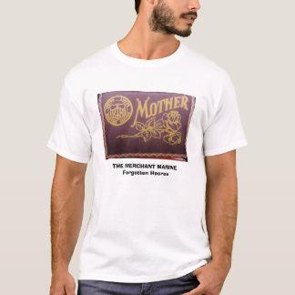 Camiseta serviço marítimo, FUZILEIRO NAVAL MERCANTE