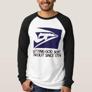Camiseta Serviço postal