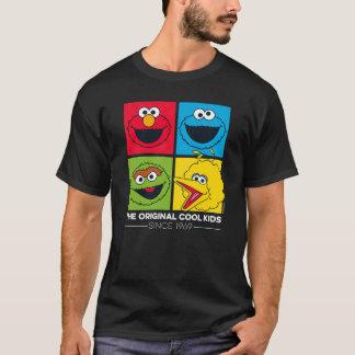 Camiseta Sesame Street | os miúdos legal originais
