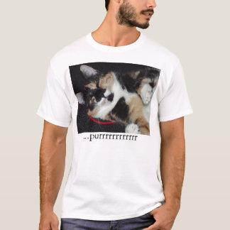 Camiseta Sestas do gato da abóbora