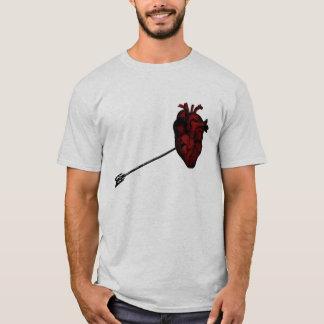 Camiseta Seta ao coração