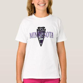 Camiseta Seta de Minnesota