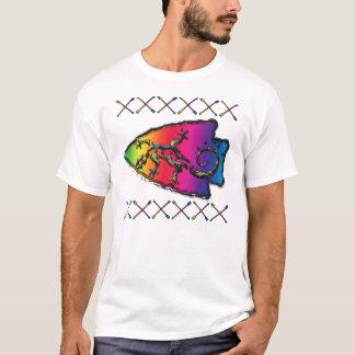 Camiseta Seta do lagarto