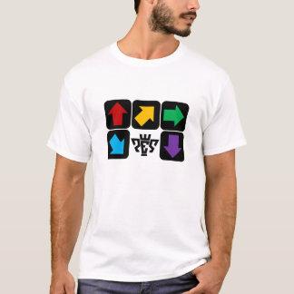 Camiseta Setas 2 do PES