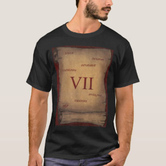Camiseta Sete