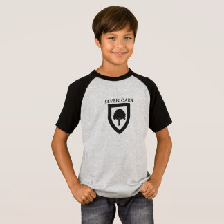 Camiseta Sete carvalhos - T do basebol