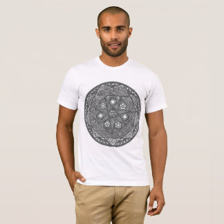 Camiseta Sete, oito, nove, estrela