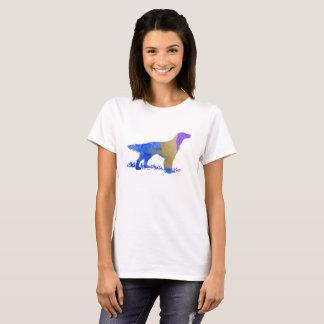 Camiseta Setter inglês