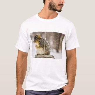Camiseta Seu de Coooold t-shirt para fora aqui -