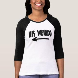 Camiseta Seu esquisito