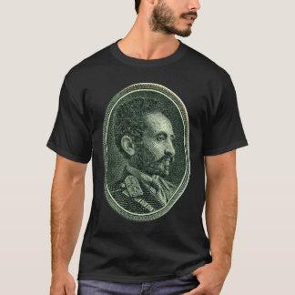 Camiseta Seu imperador imperial Haile Selassie da alteza