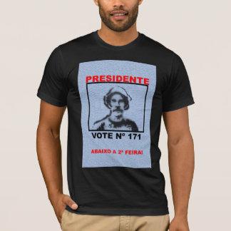 Camiseta Seu Madruga Presidente