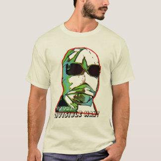 Camiseta Seu o homem invisível