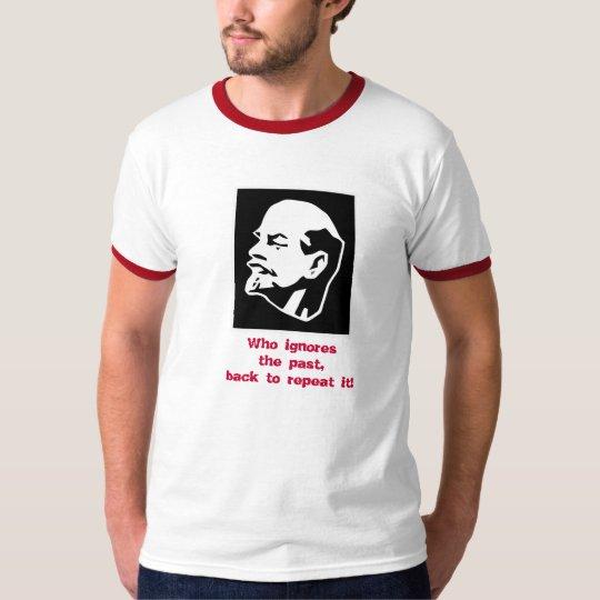 Camiseta Seu Passado condena