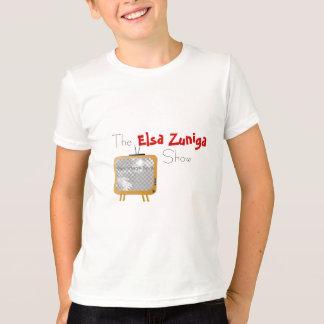 Camiseta Seu próprio programa televisivo