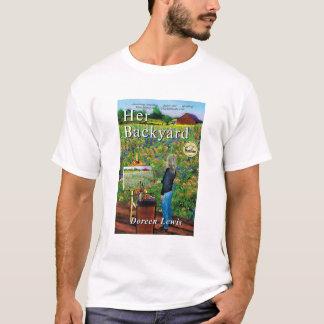 Camiseta Seu quintal por Doreen Lewis