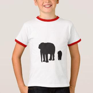 Camiseta seu um tshirt ocasional para miúdos