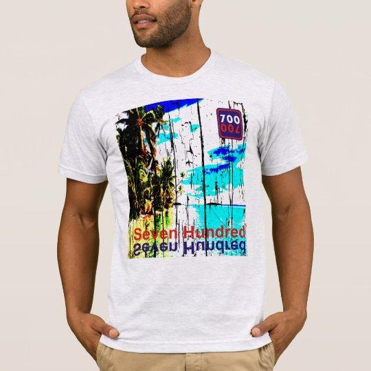 Camiseta Seven Hundred Paisagens