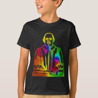 Camiseta Shakespeare psicadélico