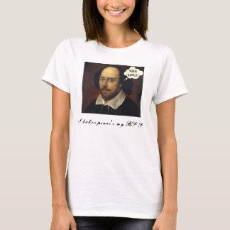 Camiseta Shakespeare SMS