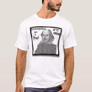 Camiseta shakespeare tem uma legião