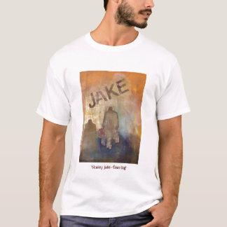 """Camiseta """"Shakey Jake - saindo """""""
