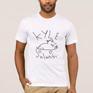 Camiseta Shaluka Dist. Rato T de KyleSalanitri Sk8