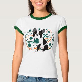 Camiseta Shamrockin Terrier