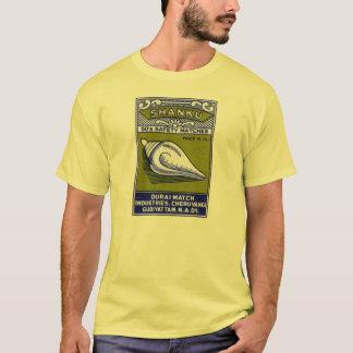 Camiseta Shanku - Coleção Fósforos do Mundo Antigo
